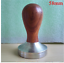 Espresso-Coffee-Tamper-Wooden-58mm-Stainless-Steel-Timber-Handle-Accessory-Gear thumbnail 7