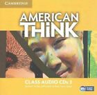 American Think Level 3 Class Audio CDs (3) by Jeff Stranks, Herbert Puchta, Peter Lewis-Jones (CD-Audio, 2016)