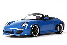 1:18 GT Spirit Porsche 911 997 Speedster blau blue GT021A NEU NEW