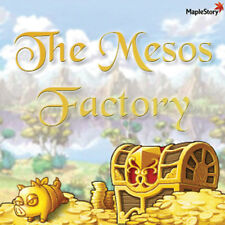 Maplestory Powerleveling - Any Server! Mesos available on LUNA