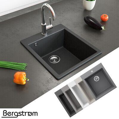 Granitspüle Spüle Küchenspüle Einbauspüle 4 Farben 12 Varianten GANZ NEU
