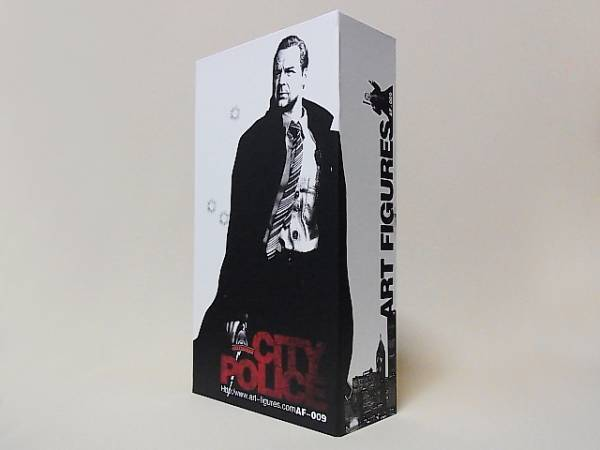 Hot sin city rare limited bruce willis version  12 inch toys figure
