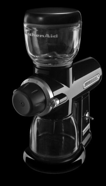 KitchenAid Pro Line Burr COFFEE GRINDER ONYX BLACK NEW