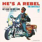 He's a Rebel by The Crystals (Girl Group) (Vinyl, Jul-2012, Sundazed)
