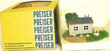 Schweinestall Minidiorama Geschenkset Preiser 60er Jahre H0  å √