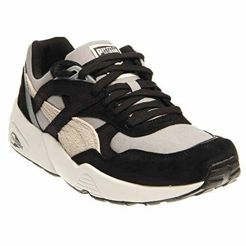 Details zu Puma Trinomic R698 Core Leather Men Trainers