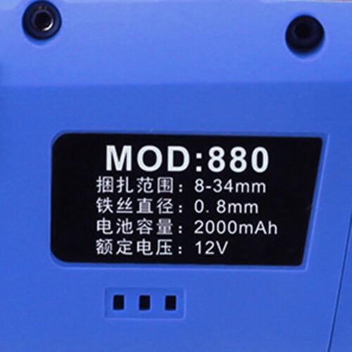 Automatische Bindemaschine 8-34mm Rebar Stahlbeton Drahtbindemaschine Mit Linie