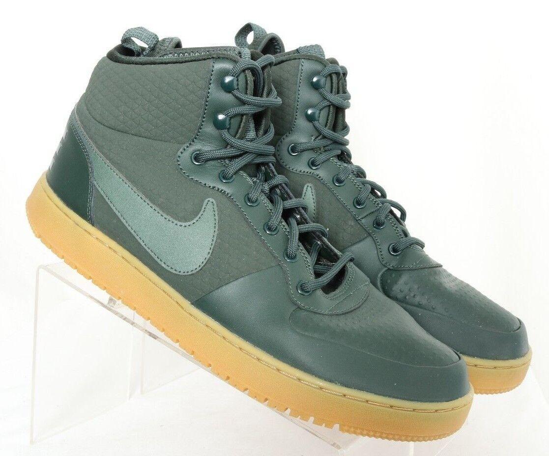 Nike aa0547-300 Tribunal Borough de de mediados de Borough invierno Verde moda zapatillas hombres nosotros 12 el mas popular de zapatos para hombres y mujeres 6008e2