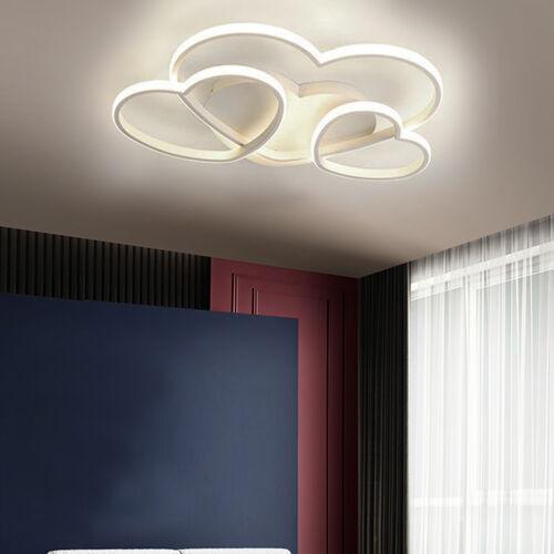 Télécommande De DEL Plafonniers lampes de plafond salon Valentin Lustre