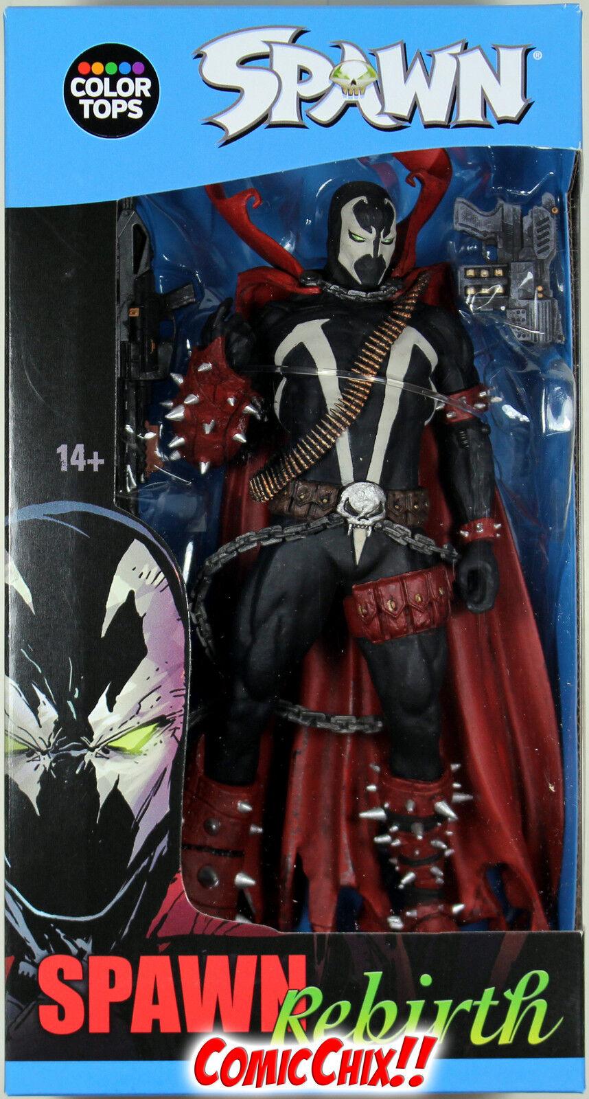 McFarlane Toys couleur Tops  masqué Spawn Action Figure  Renaissance