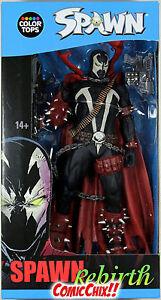 Tops de couleur Mcfarlane Toys ~ Figurine d'action masquée de réapparition 787926994216