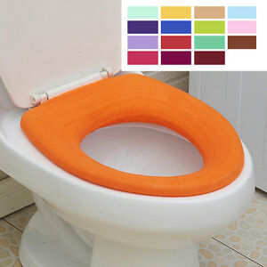 Pleasant Details About 10Pcs Lot Toilet Sets Seat Lid Cover Durable Bathroom Closestool Pad Reusable Fs Creativecarmelina Interior Chair Design Creativecarmelinacom