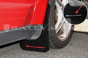 Rally Armor 05-09 Legacy GT /& Outback UR Black Mud Flaps Kit w// SILVER Logo