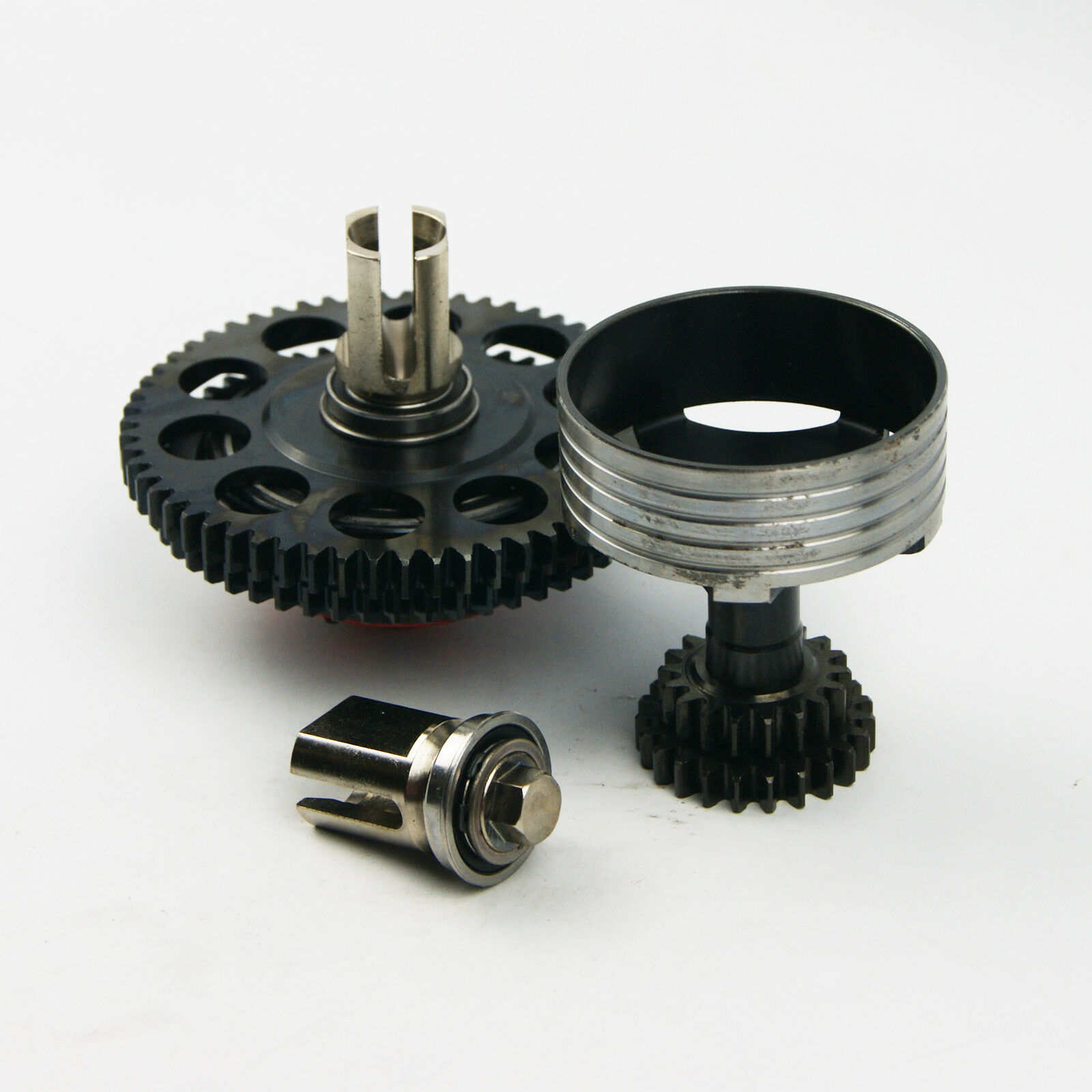 Two 2 Speed Transmission Gear for for losi 5ive t rv X2 LT