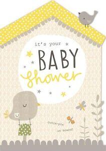 Its Your Baby Shower Very Pretty Hallmark Baby Shower
