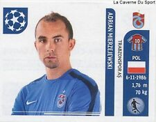N°136 ADRIAN MIERZEJEWSKI # POLAND TRABZONSPOR STICKER CHAMPIONS LEAGUE 2012