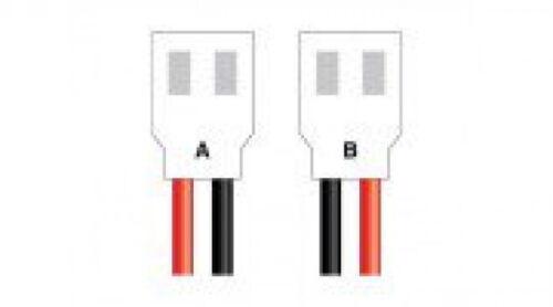 Multi-Plug Charge Lead for Micro Batteries Lipos Walkera NE Pico E-flite JST UK