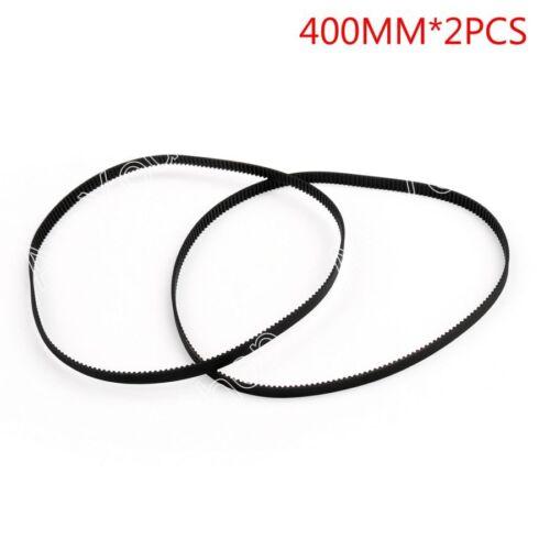 200//280//400//852mm Zahnriemen Closed Loop Gummi Für 2GT 6mm 3D Drucker A3
