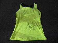 2012 US Open Finals Victoria Azarenka Match Used Worn Nike Signed Tennis Shirt