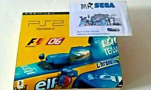 Sony-Playstation-2-Konsole-ps2-Konsole-Formula-One-06-Limited-Edition