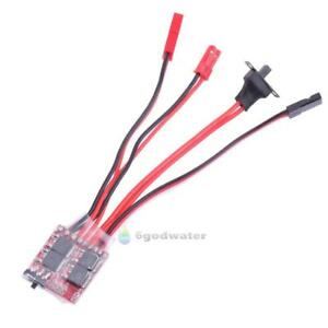 Synthetic-30A-Brushed-ESC-Brush-Electronic-Motor-Speed-Controller-For-RC-Car-New