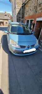 voiture, véhicule, Renault, scenic, occasion,