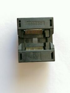 1 pcs 656S1322811 Test Socket Wells CTI TSSOP28 Way