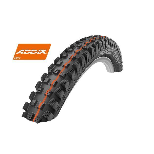 Tyre Magic Mary SnakeSkin 27.5x2.60 (65-584) Addix Soft tubeless ready SCHWALBE