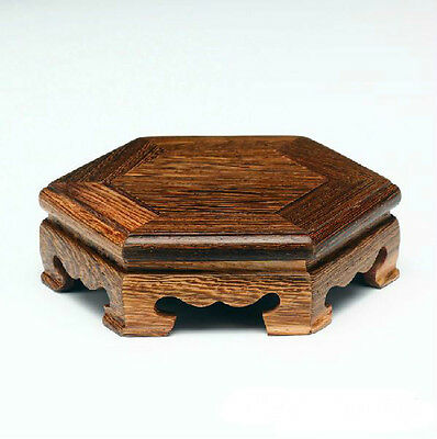High Quality Wenge Coaster * Teapot & Teacup Serving Tray 10*10cm