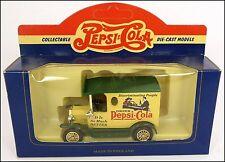 "Model T Ford Van 1920  Pepsi Cola Coca Lledo - Days Gone ""Vanguard"" - Art:VD01"
