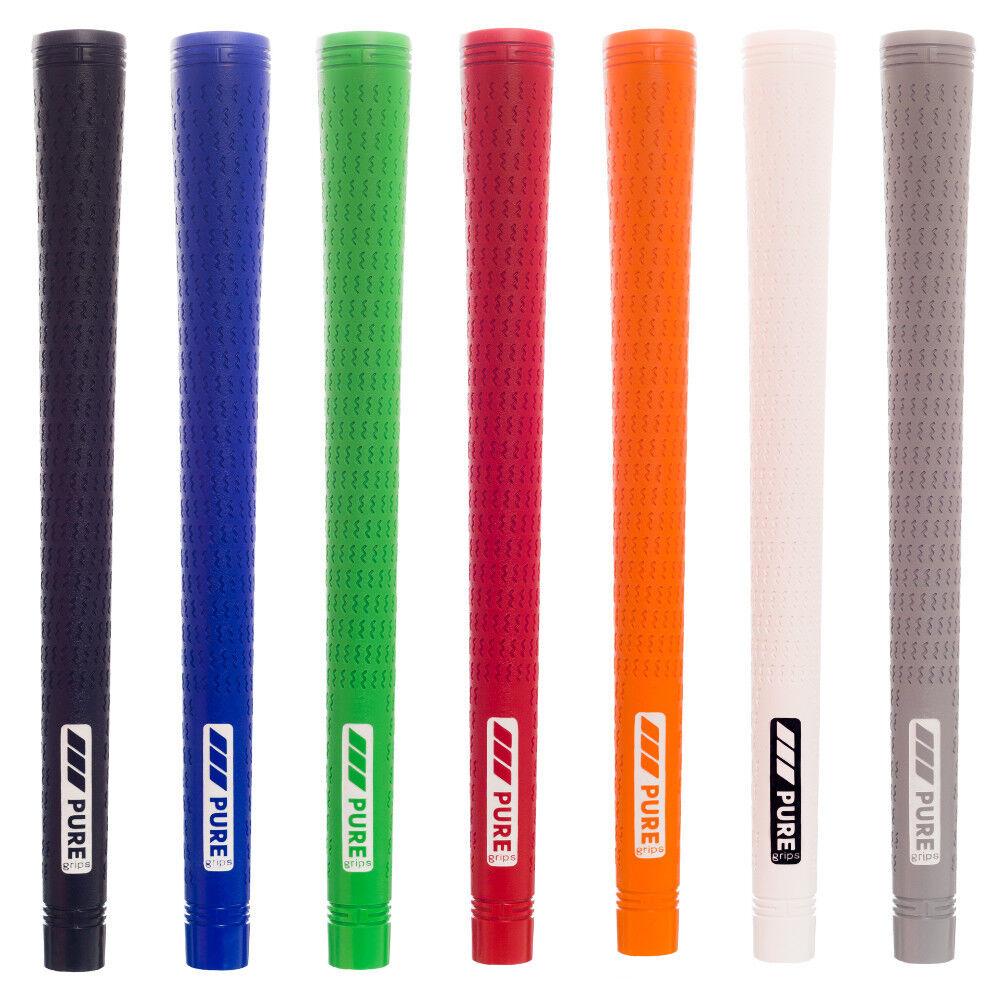 Apretones puros-Juego de 13 tamaño inferior al  normal Puro Pro Grips-Todos Los Colors-Distribuidor Autorizado  saludable