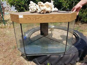 Mit Innen-filteranlage Und Untertisch Und Steinen In dekoration KüHn Aquarium Exquisite 180 L Verarbeitung