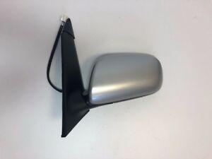 Para Toyota Prius NHW20 03-05 plata de espejo de ala exterior izquierda calefacción eléctrica