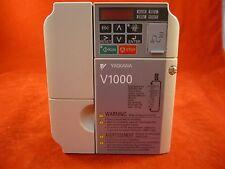 Yaskawa V1000 Drive Cimr Vt2a0012baa Inverter 3ph230v3hp