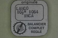 Balance complete LANCO 1064 INCA bilanciere completo 721 NOS