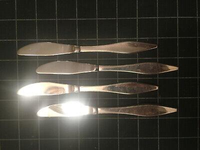 STERLING Reed /& Barton LARK Modern Hollow Butter Spreader 571107