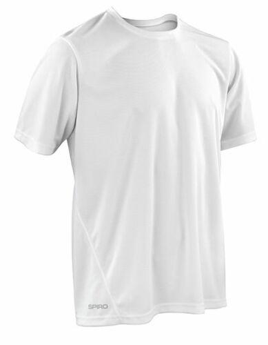 Schnelltrocknendes Herren kurzarm T-Shirt Funktionsshirt SPIRO