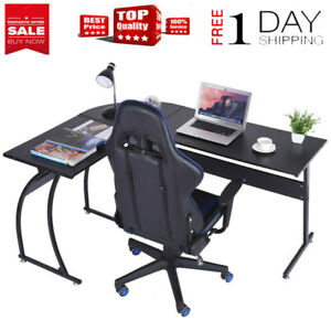 L-Shaped-Desk-Corner-Computer-Gaming-Laptop-Table-Workstation-Home-Office-Desk