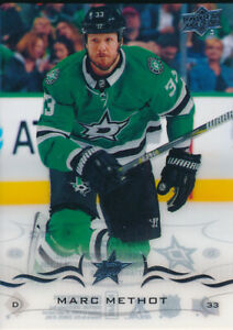 2018-19-Upper-Deck-Series-Two-312-Marc-Methot-Clear-Cut-Acetate-Base-Parallel