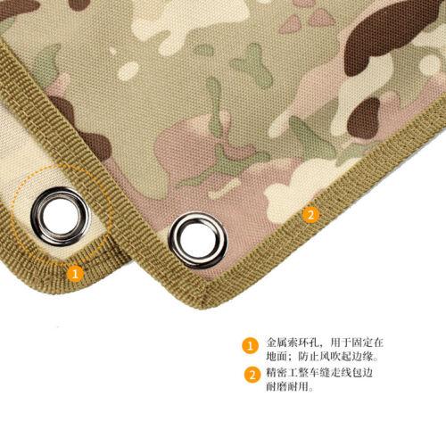 """NEW Outdoor Tactical Thooting Mat Non-slip Shooting Mat Picnic Mat 78.5/""""x31.5/"""""""