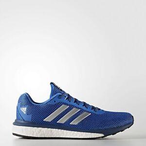 Adidas in esecuzione Vendicativo Uomo Blu Scarpe Da GinnasticaArgentoBA7938