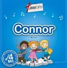 Music 4 Me Connor Personalised CD