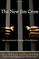 The Jim Crow: Mass Incarceration In The Age Of Colorblindness By Michelle A on sale