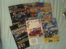 Dale Earnhardt & Dale Earnhardt Jr.- 6 Store Display Posters -#3, #8 Monte Carlo