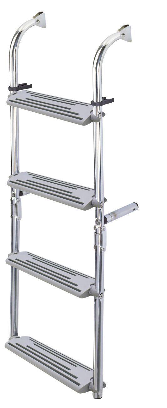 Lalizas   Nuova Rade Acero Inox. Escalerilla  de Baño con 3 hasta 6 Niveles  ventas en linea