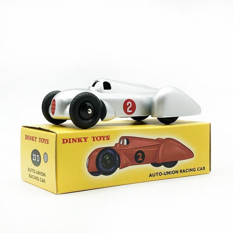 Petit défaut 1 43 Dinky Toys Alliage 23D AUTO-Union voiture de course atlas DIECAST MODEL
