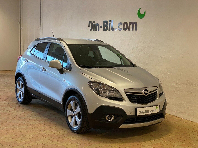 Opel Mokka 1,6 CDTi 136 Enjoy 5d