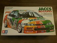 Tamiya 1/24 JACCS Honda Accord Touring Car Great Condition Very Rare