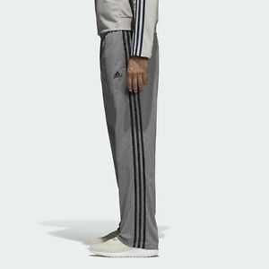 Details about nwt~Adidas ESSENTIALS TRICOT 3 STRIPES Track Pant Sweat gym superstar~Men sz Lrg
