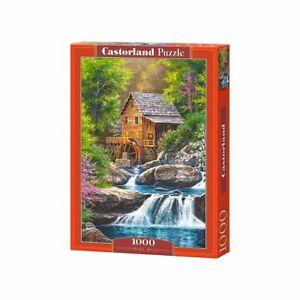 Castorland CastC-104055-2 Spring Mill Puzzle 1000